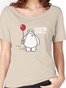 Nurse Baymax Women's Relaxed Fit T-Shirt