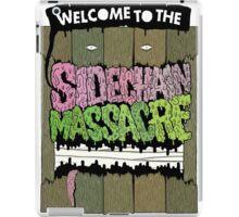 SIDECHAIN MASSACRE: non aprite quella porta. iPad Case/Skin