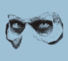 eyes face by hottehue