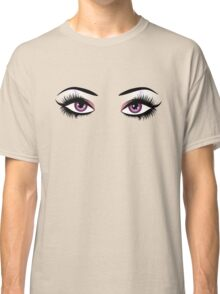 Fantasy eyes Classic T-Shirt