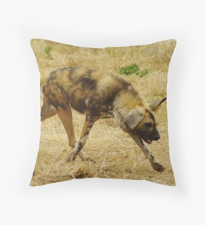 Mr Perfect Throw Pillow