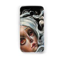 White Spirits :: Pop Surrealism Painting Samsung Galaxy Case/Skin