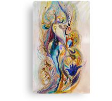 The Splash Of Life. Composition 4 Canvas Print