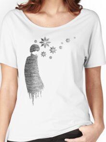 Winter..... Women's Relaxed Fit T-Shirt