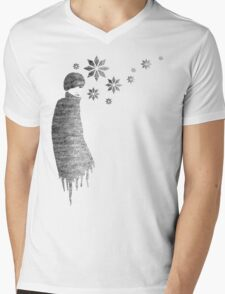 Winter..... Mens V-Neck T-Shirt