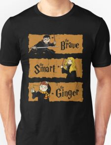 The Brave, the Smart, the Ginger T-Shirt