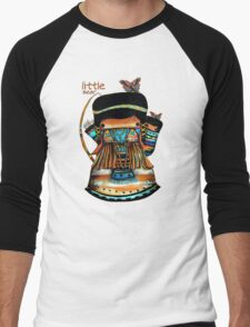 Little Bear TShirt Men's Baseball ¾ T-Shirt