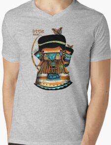 Little Bear TShirt Mens V-Neck T-Shirt