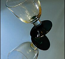 The Glass: Well Balanced by DonDavisUK
