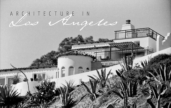 LA Architecture by Kory Trapane