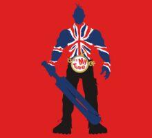 Cruel Britannia II - Big Ben by Simon Sherry