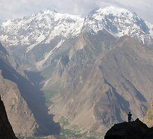 In awe: Pakistan by Peter Gostelow