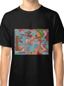 Adobe Creatures Classic T-Shirt