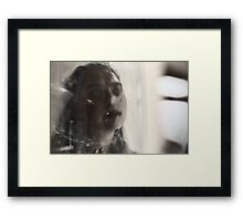 infinite jest Framed Print