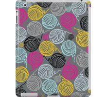 Yarn Yarn Yarn Yarn Yarn iPad Case/Skin