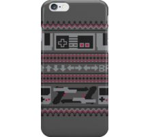 Old School Sweater iPhone Case/Skin