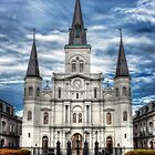 St. Louis Cathedral by shutterbug261