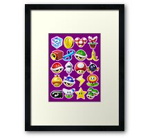 Item Surprise Framed Print