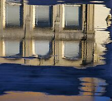 Rooftop Reflection by rdshaw