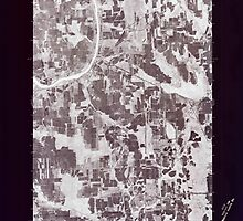 Maine USGS Historical Map Mars Hill NW 806884 1975 24000 Inversion by wetdryvac