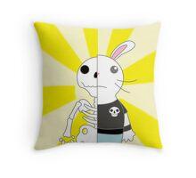 Metarab Throw Pillow