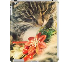 Christmas WaiFai 4 iPad Case/Skin