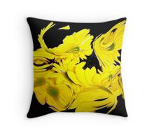 Day Moose Throw Pillow