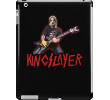 KING SLAYER - Jaime Lannister Game of Thrones iPad Case/Skin