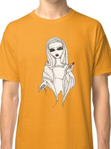 Our Lady of the Bleeding Thighs II [tee colours other than black] Classic T-Shirt