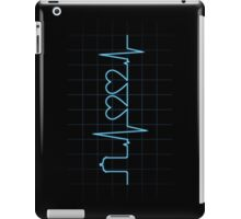 Two Heartbeats iPad Case/Skin