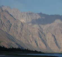 Pamirs, Tajikistan by Peter Gostelow