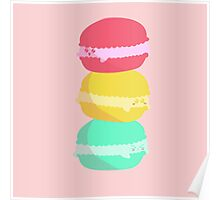 """Macaron"" Poster"
