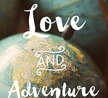 Love & Adventure by ALICIABOCK