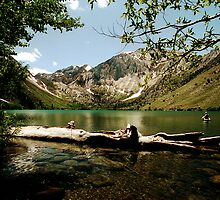 Serenity at Convict Lake by steveberlin
