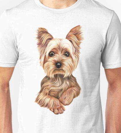 Terry from Yorkshire's t-shirt Unisex T-Shirt