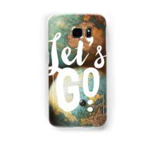 Let's Go Samsung Galaxy Case/Skin
