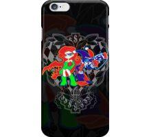 Ivy & Harley V2 - Gothamettes iPhone Case/Skin