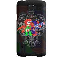 Ivy & Harley V2 - Gothamettes Samsung Galaxy Case/Skin