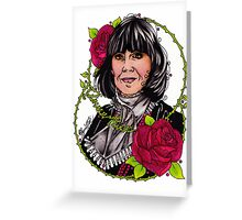 Author Greeting Card