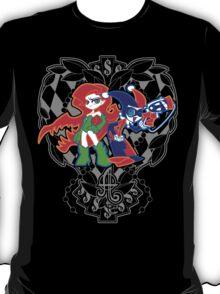 Ivy & Harley V2 - Gothamettes T-Shirt