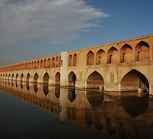 Esfahan, Iran by Peter Gostelow