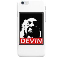 Devin Townsend iPhone Case/Skin