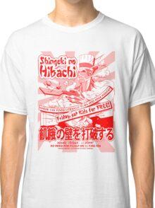 Shingeki no Hibachi (Attack on Hibachi) Classic T-Shirt