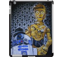 The Game is Afoot, Sir iPad Case/Skin