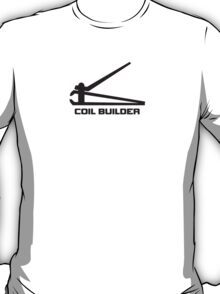 Coil Builder 2 - Vapers know... T-Shirt