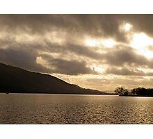 Lake Coniston Photographic Print