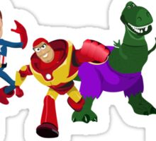Toy Story Heroes Sticker