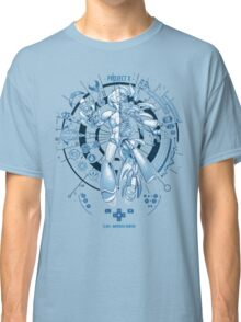 PROJECT X - Blue Print Edition Classic T-Shirt