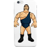 Andre The Giant iPhone Case/Skin