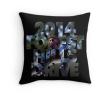 J Cole 2014 Forest Hills Drive Throw Pillow